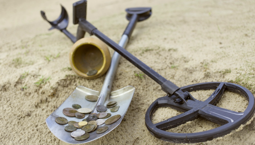 tips on metal detecting for beginners